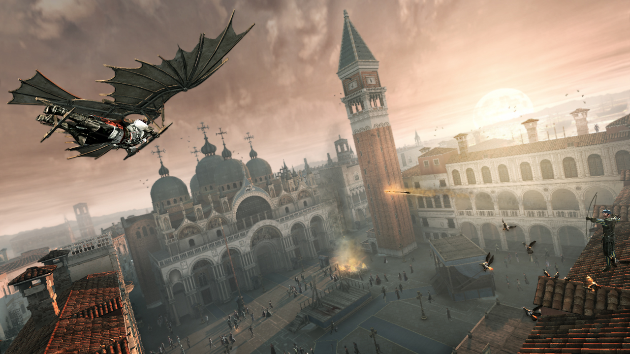 Assassin's Creed II (PS3) review   Christaku